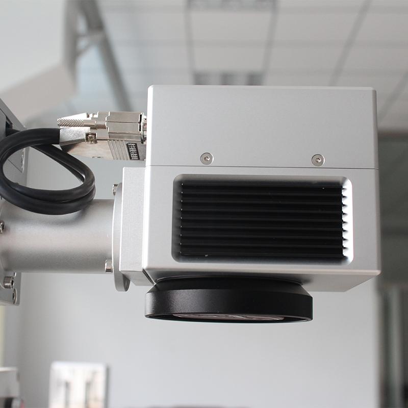 光纤激光标签打标机3